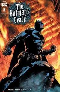 Batmans Grave #8 CVR A