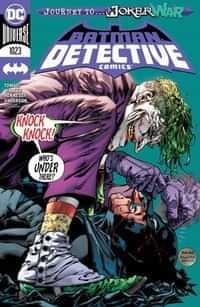 Detective Comics #1023 CVR A