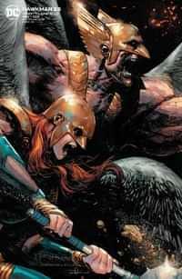 Hawkman #25 CVR B Zaffino