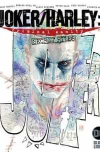 Joker Harley Criminal Sanity Secret Files #1 CVR A