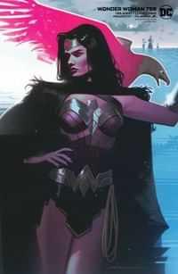Wonder Woman #758 CVR B Cardstock Dekal