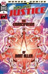 Young Justice #16 CVR A