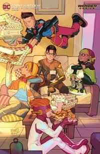 Young Justice #16 CVR B Lafuente