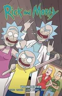 Rick and Morty TP V11