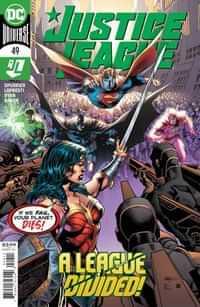 Justice League #49 CVR A