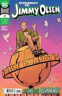 Supermans Pal Jimmy Olsen #12 CVR A