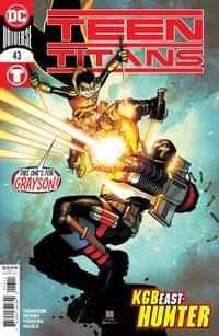 Teen Titans #43 CVR A