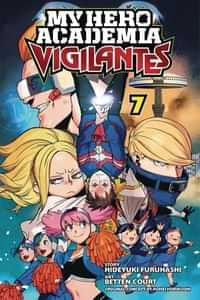 My Hero Academia GN Vigilantes V7