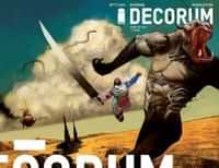 Decorum #3 CVR A Huddleston