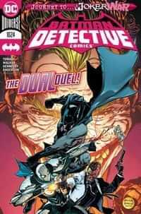 Detective Comics #1024 CVR A