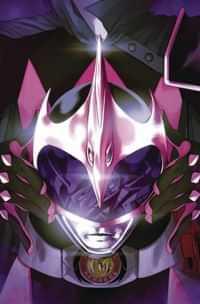 Power Rangers Ranger Slayer #1 CVR B Montes Foil