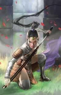 Shang #2 CVR C Burns