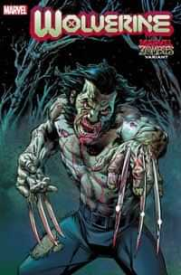 Wolverine #3 Variant Raney Marvel Zombies