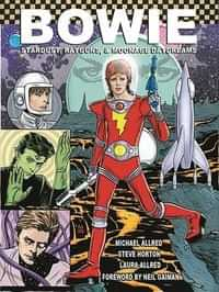 Bowie Stardust Rayguns and Moonage Daydreams HC PX Second Edition