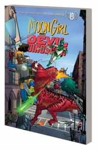 Moon Girl and Devil Dinosaur TP Cosmic Coo