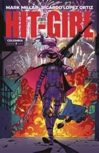 Hit-Girl #3 CVR A