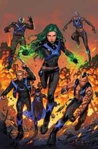 X-Men Blue #25
