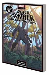 Black Panther TP Long Live the King