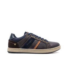 Ανδρικά Sneakers Wrangler 92120 Καφέ EcoLeather image
