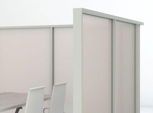 Divide Partition 9' × 9' Corner