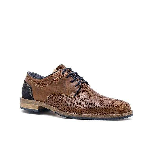 Ανδρικά Παπούτσια Bullboxer 25935 Ταμπά Δέρμα image - 2