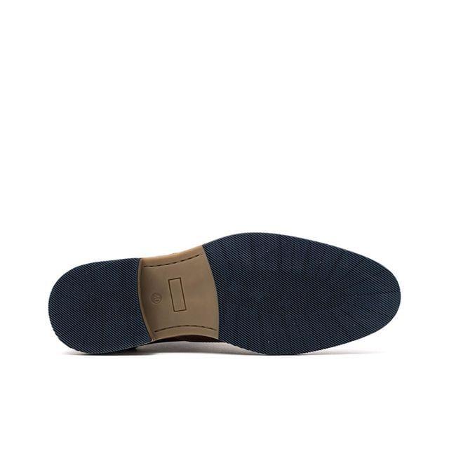 Ανδρικά Παπούτσια Bullboxer 25935 Ταμπά Δέρμα image - 4