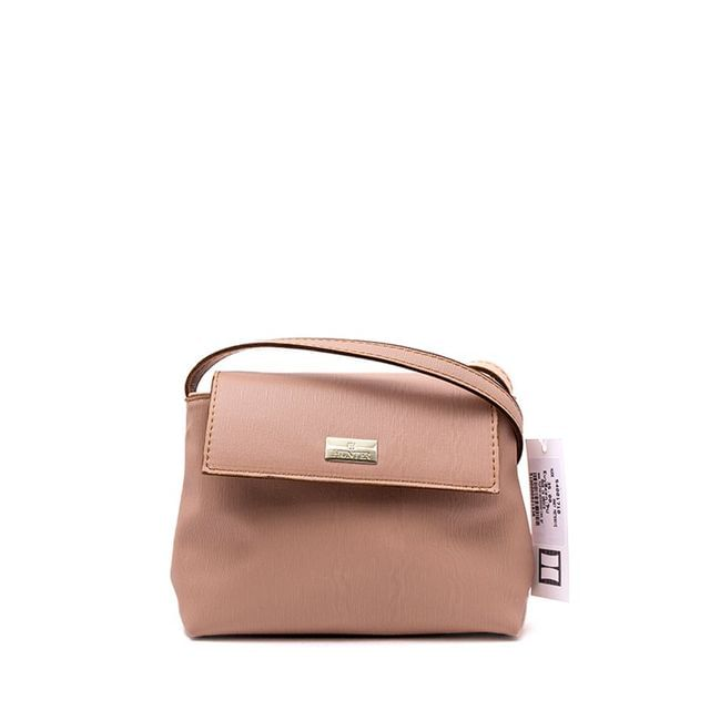 Γυναικεία Τσάντα Crossbody Hunter 54001710 Nude EcoLether main image