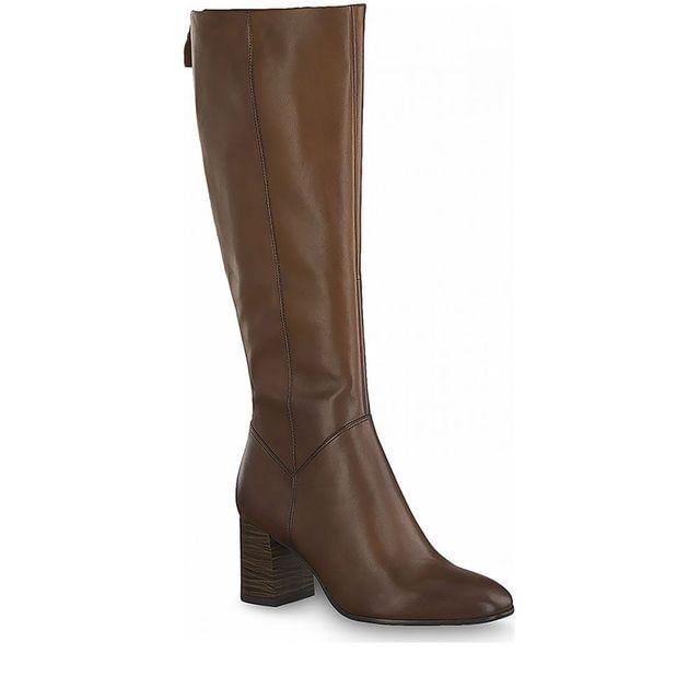 Γυναικείες Mπότες Tamaris 25515 Ταμπά Δέρμα image - 2