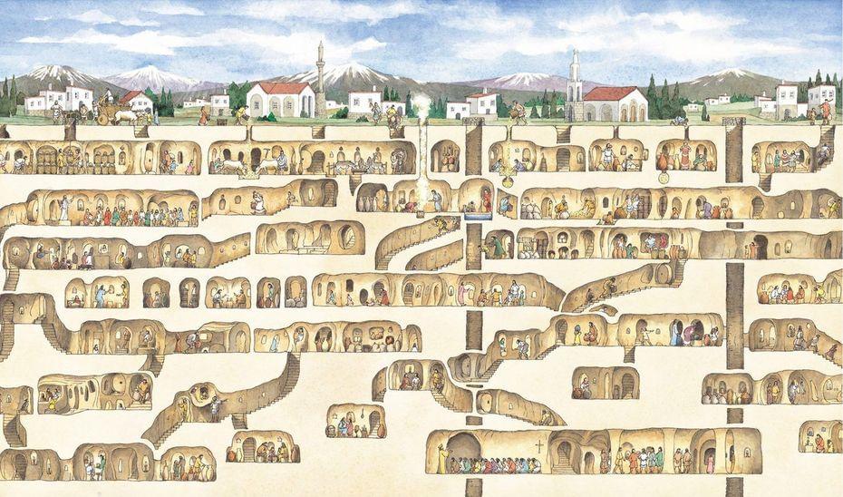 CAPADOCIA, ANATOLIA CENTRAL Y ESTAMBUL