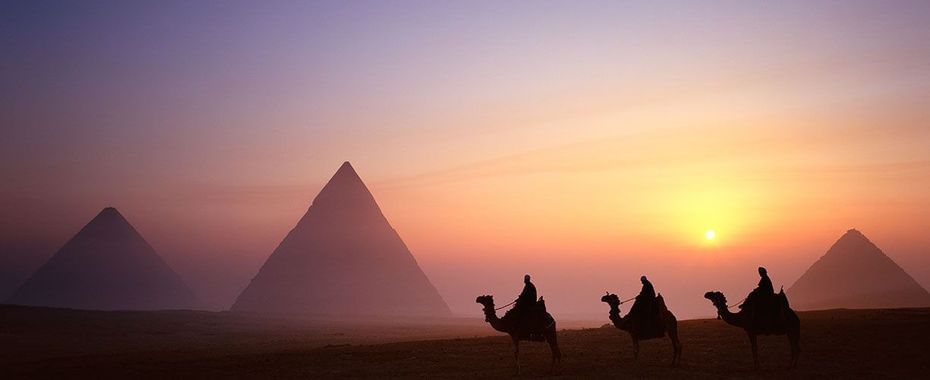 ¡ADIOS EGIPTO!