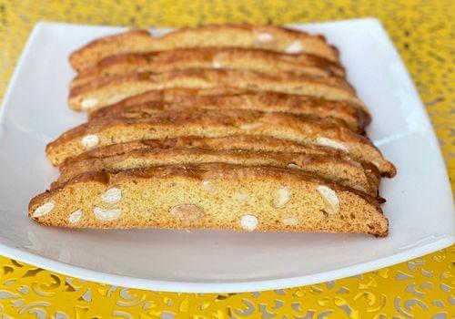 עוגיות ביסקוטי  שקדים