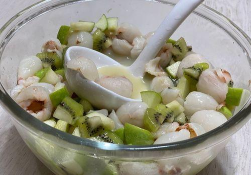 סלט פירות קייצי