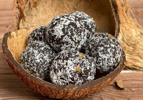 כדורי שוקולד בציפוי קוקוס כשר לפסח