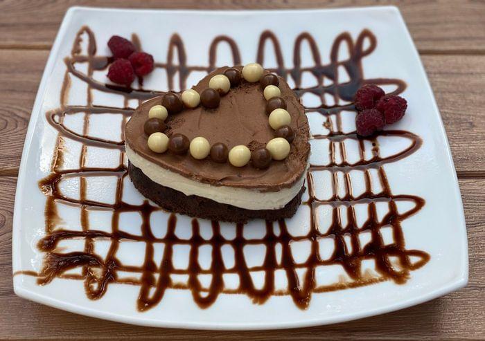 עוגת שוקולד 3 שכבות