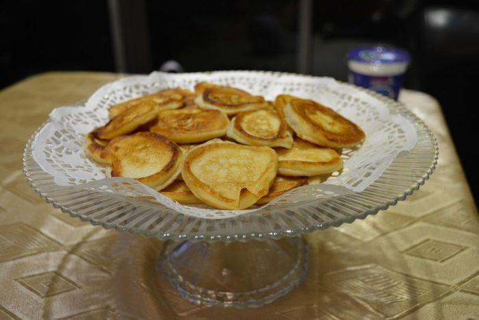 לביבות גבינה מתוקות - סירניקי