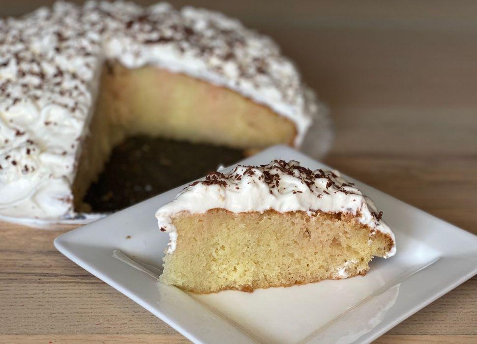 עוגת סברינה ללא שמרים