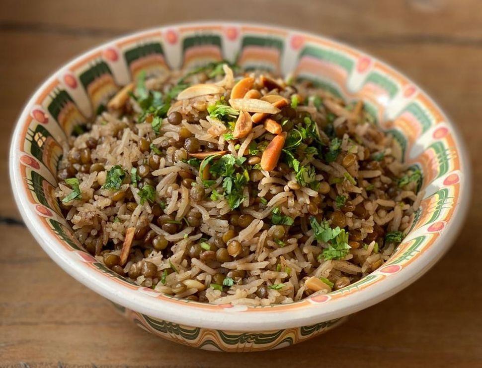 אורז מג'דרה