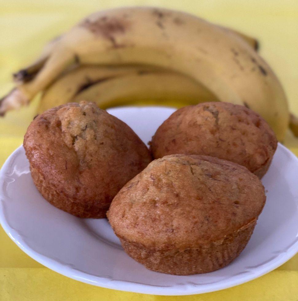 עוגת בננות בחושה הכי טעים שיש!