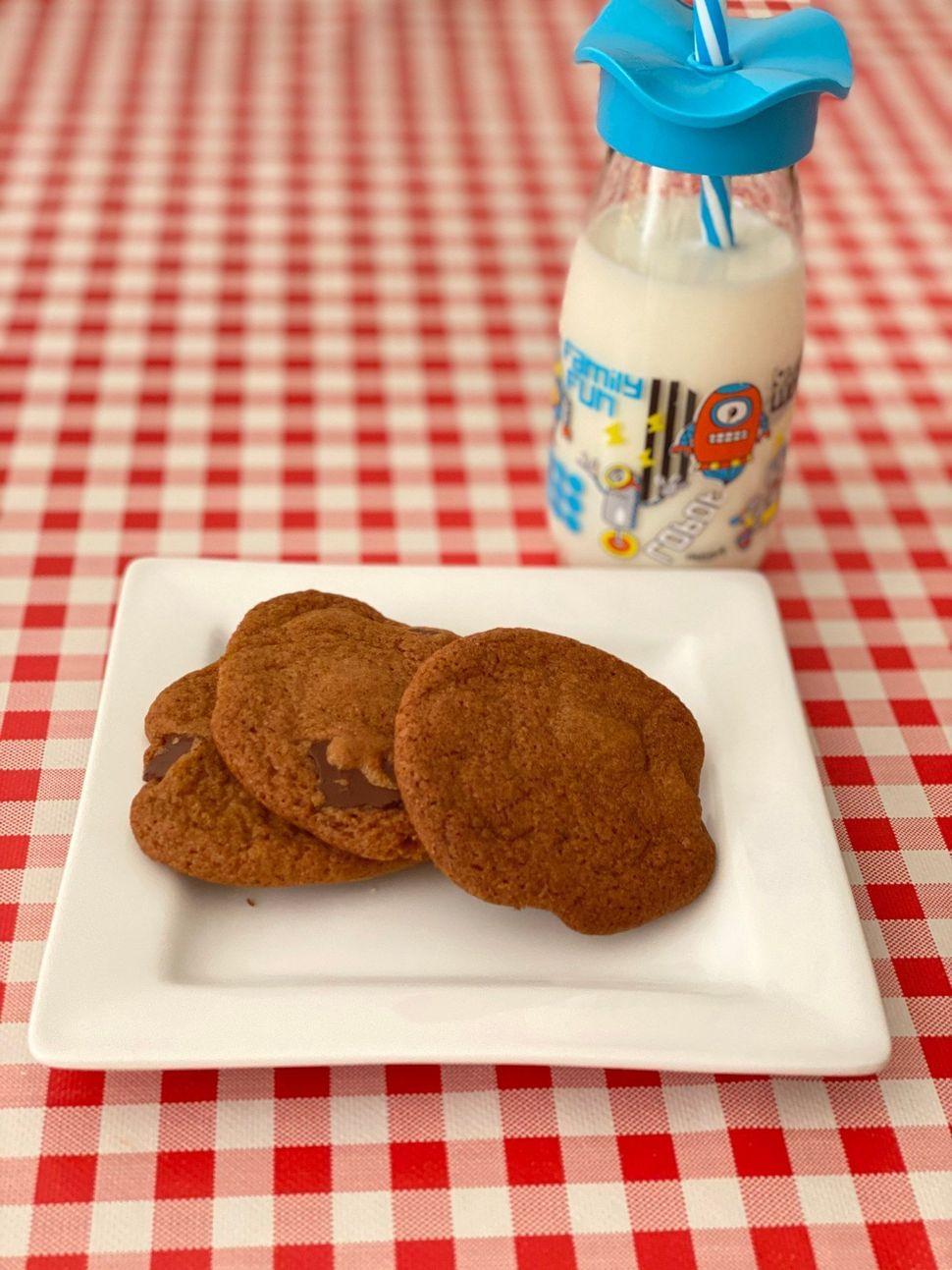עוגיות שוקולד צ׳יפס