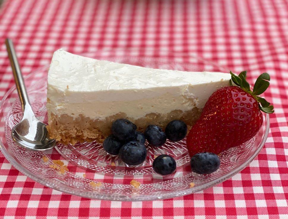 עוגת גבינה קלאסית