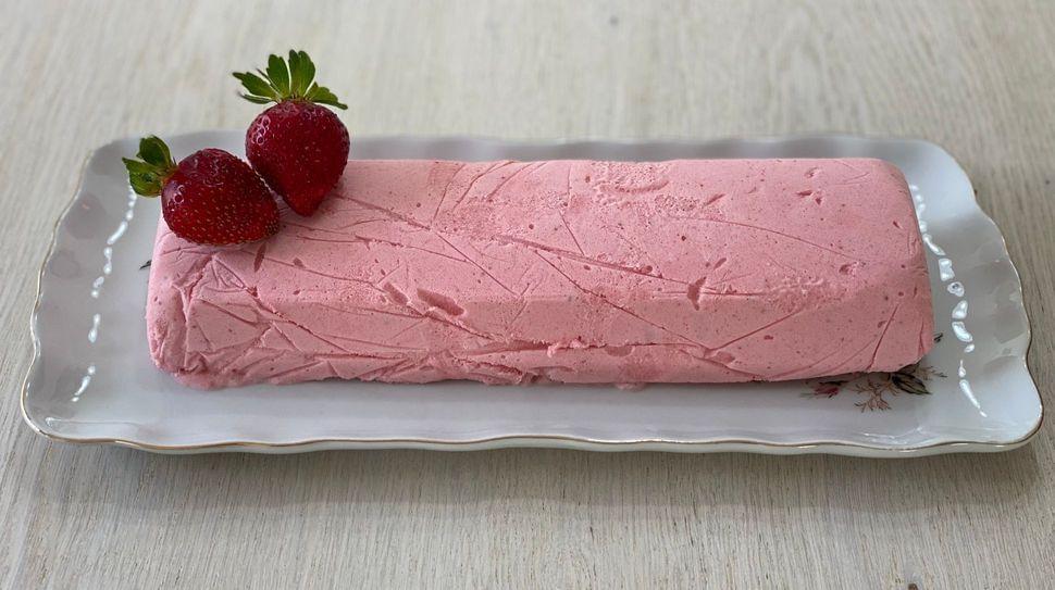גלידת תות