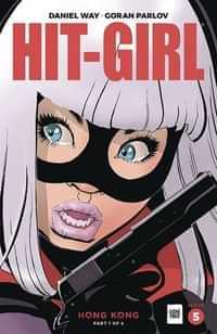 Hit-Girl Season Two #5 CVR A Parlov