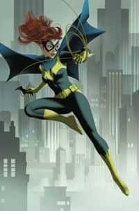 Batgirl #36 CVR B