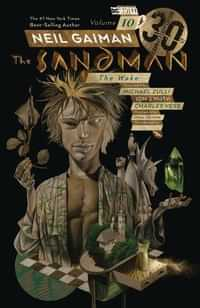Sandman TP V10 the Wake 30th Anniversary Edition