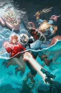 Avengers #20 Variant Rivera Marvels 25th Tribute