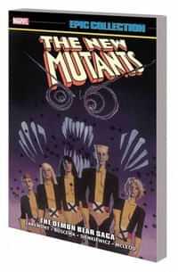 New Mutants TP Epic Collection Demon Bear Saga