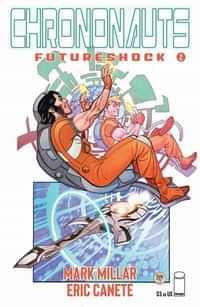 Chrononauts Futureshock #2 CVR A Ferry