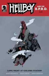 Hellboy and BPRD One-Shot Long Night At Goloski Station