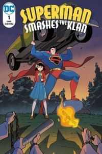 Superman Smashes The Klan #1 CVR A