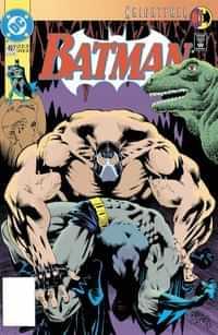 DC Dollar Comics Batman #497